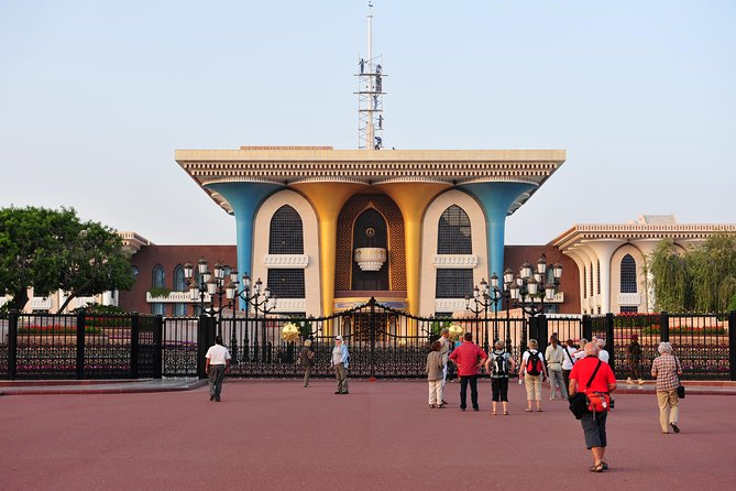 Private Full Day Muscat City Tour