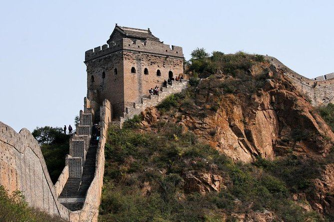 Private Beijing Mutianyu Great wall Day Tour photo 4