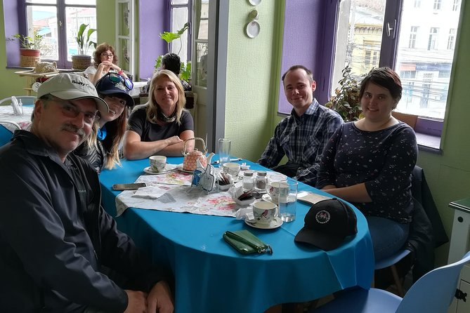 Walking Punta Arenas City Tour with High Tea