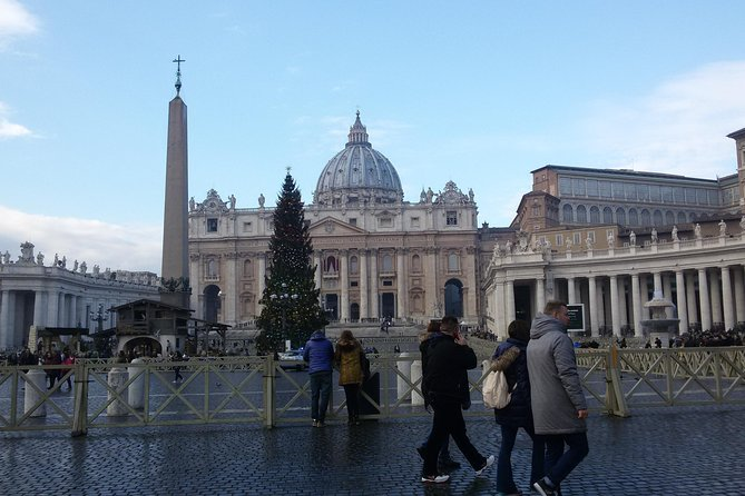 The Vatican City exclusive tour !!! No line !!! With guide !!! photo 16