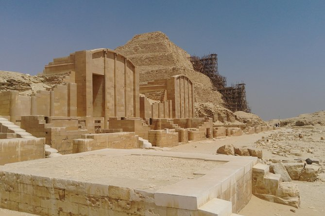 3-Day Private Cairo Highlights