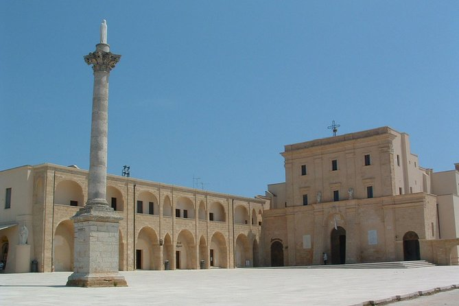Santa Maria di Leuca Private tour, right at the tip of Italy's heel