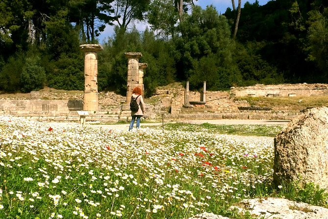 2 or 3-Day Private Tour: Ancient Olympia, Corinth, Mycenae, Epidaurus, Nafplion