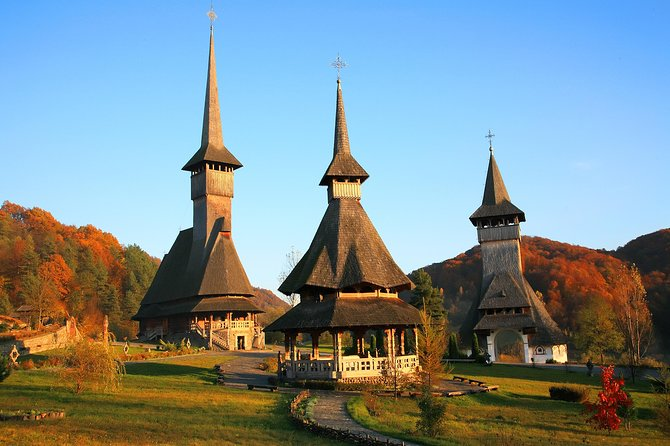 6-Days Transylvania & Wooden Churches of Maramures from Bucharest photo 6