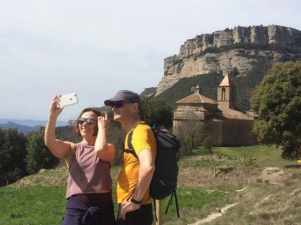 Ländliches Katalonien & Rupit Mittelalterliches Dorf Wandererlebnis. Kleingruppentour