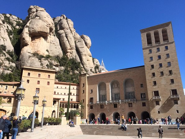 Montserrat Natural Park Hiking and Monastery with a Local Guide