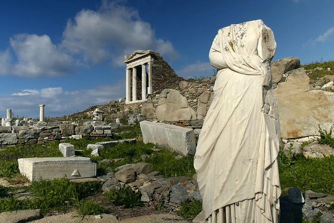 Half-Day Delos Tour from Mykonos photo 3