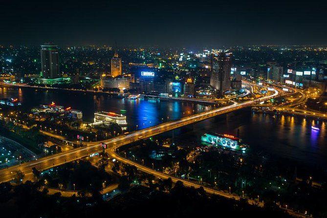 Private Guided Night Tour of Cairo