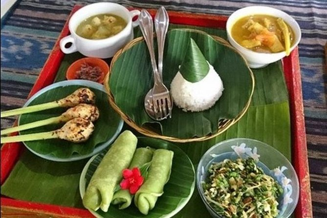 Balinese Cooking Class Experience
