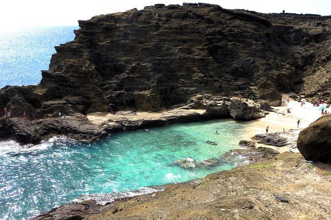 Ultimate Circle Island Adventure with Waimea Waterfall