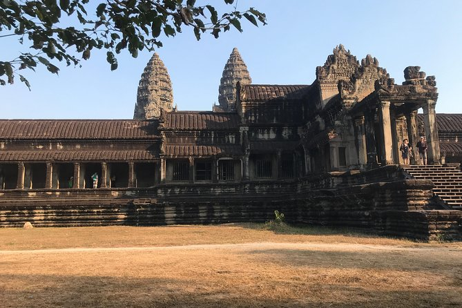 Angkor Temples & Sacred Adventure Tour (2 Days)