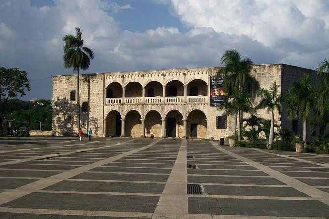 Santo Domingo City Tours Full Day From Punta Cana