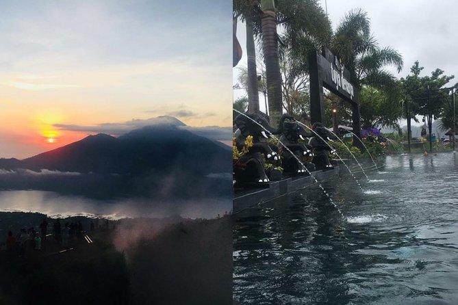Bali Amazing Sunrise Trekking with Hotspring