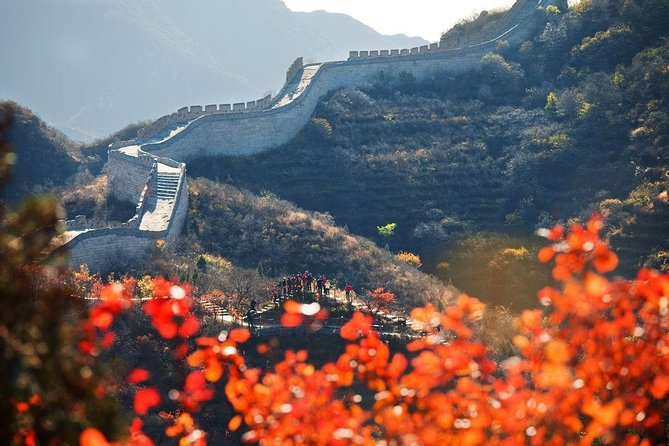 Beijing Private Transfer to Badaling Great Wall photo 7