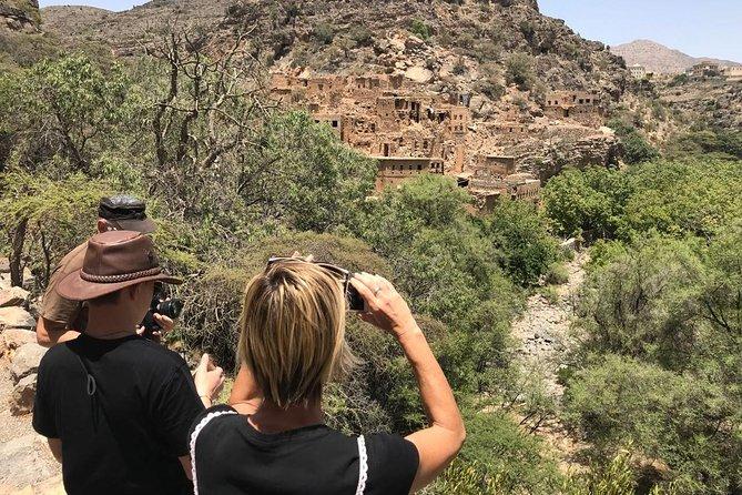 Private Day Trip To Nizwa,Green Mountain (Jabal Akhdhar) & Birkat Al Moz