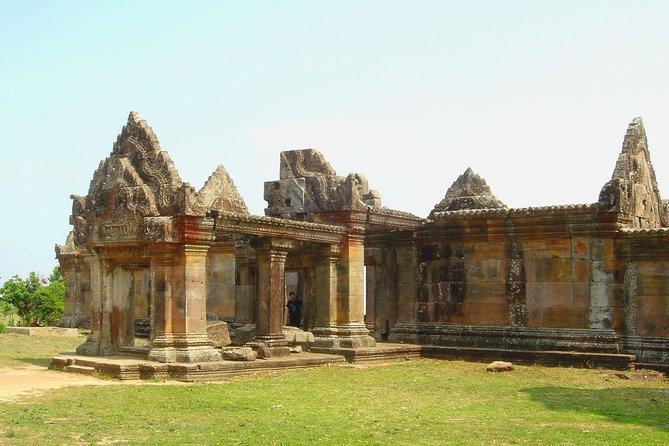 Siem Reap Angkor, Koh Ker & Preah Vihear (4 Days)