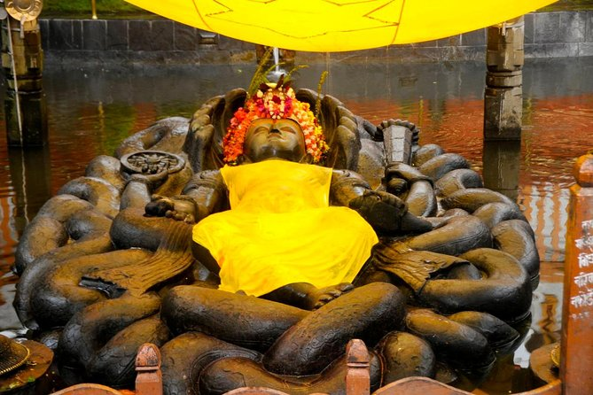 Visit Budhanilkantha Temple - The House of the Sleeping Lord Vishnu