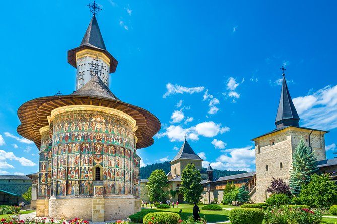8-Days Complete Romania tour from Budapest to Bucharest