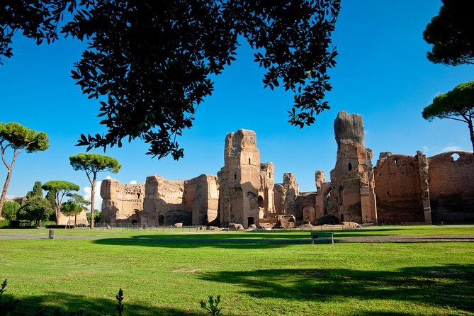 Exclusive | Baths of Caracalla Private guided tour VIP Entry Tickets