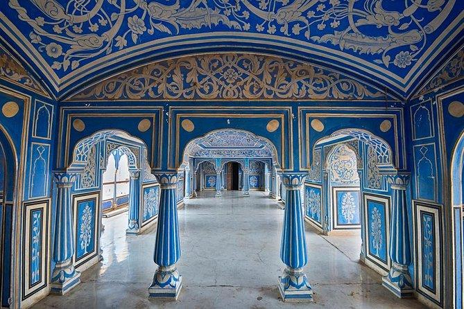 Over Night Jaipur City & Galta Ji Temple Tour