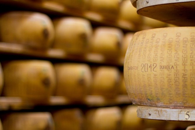 Parmigiano Reggiano & Traditional Balsamic Vinegar