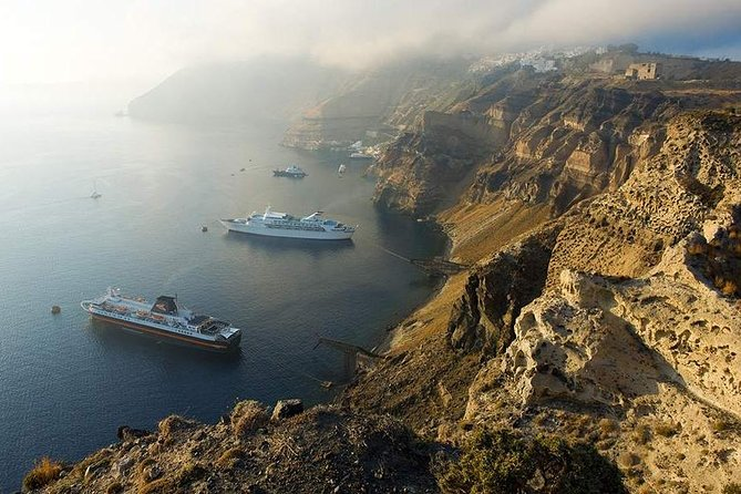 Santorini tours Famous place with greek coffe or coctail 4hour