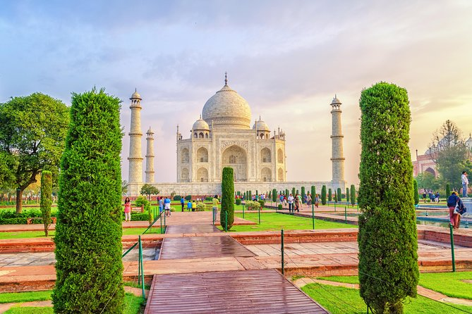 4-Days Private Golden Triangle Tour to Delhi, Jaipur and Agra photo 1
