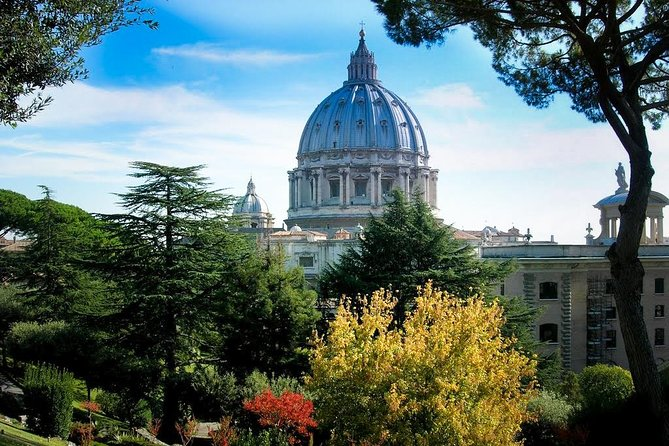 Official Vatican 3 Hour Early Access Tour (semi private, max.10 guests)