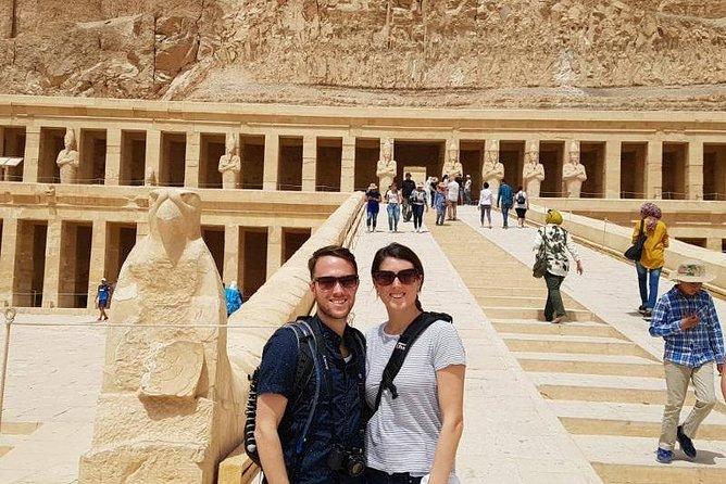 Deir El Bahari, The Ramesseum and Deir el Medina day tour in luxor