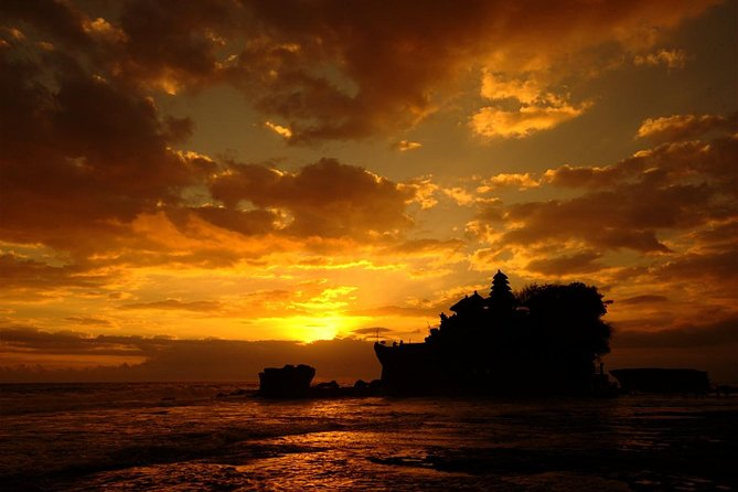 Tanah Lot Temple Sunset Tour Half Day