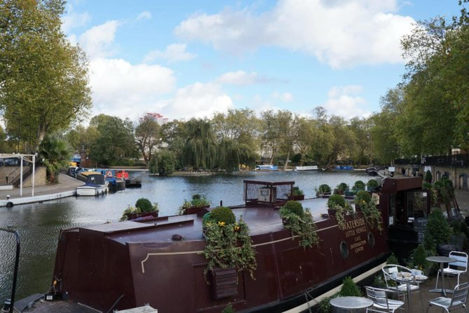 London Canals Private Walking Tour
