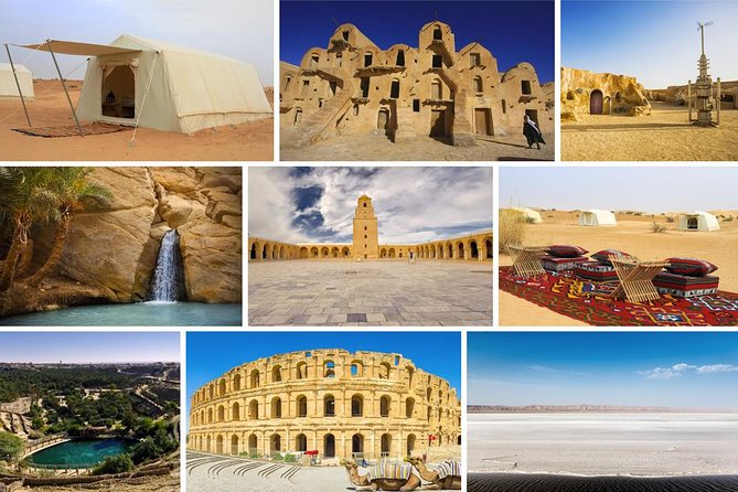 4-Day Tunisia Discovery Private Tour