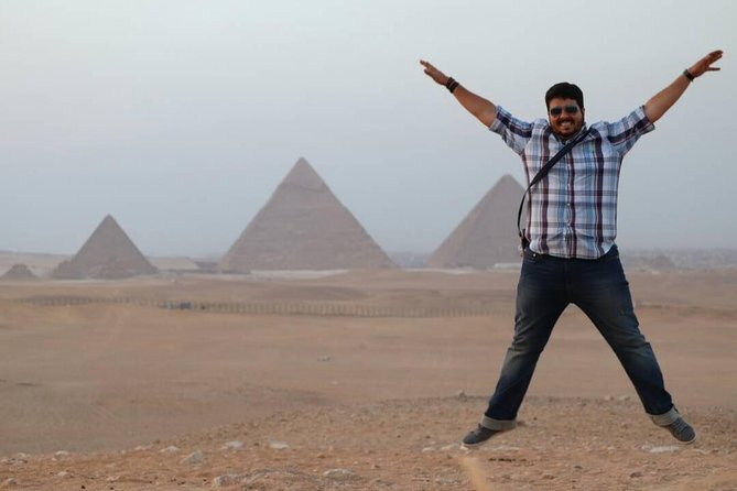 Full Day Giza Pyramids sphinx and Cairo Tours photo 8