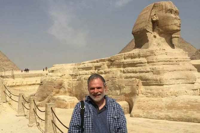 Full Day Giza Pyramids sphinx and Cairo Tours photo 7