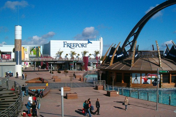 Freeport Outlet Shopping from Lisbon
