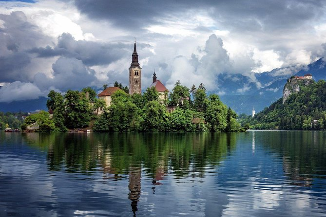 Private Experience: Lake Bled- 6hrs Shore Trip from Koper (up to 7 persons)