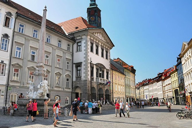 Private Experience: Ljubljana- 6hrs Shore Trip from Koper (up to 7 persons)
