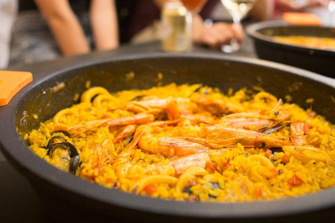Traditional Spanish Food Workshop in a Flamenco Cave (Five-course meal)
