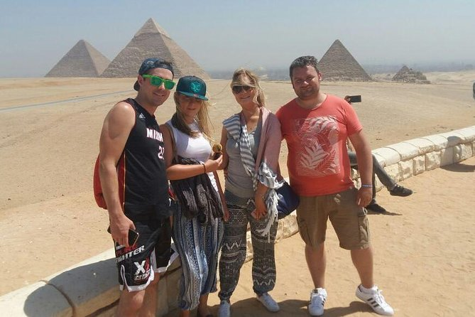 Giza pyramids ,sphinx and Egyptian museum private tour