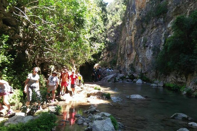 Excursion to the god's bridge and Chefchaouen from Tangier XT