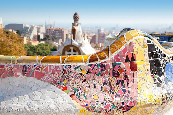 3-hour Barcelona Gaudi & Modernism Walking Tour