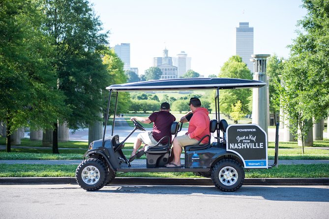 Explore the City of Nashville Tour by Golf Cart photo 9