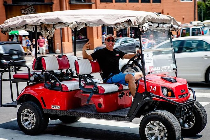 Explore the City of Nashville Tour by Golf Cart photo 12