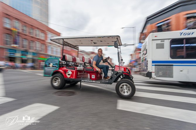 Explore the City of Nashville Tour by Golf Cart photo 7