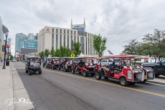 Explore the City of Nashville Tour by Golf Cart photo 2