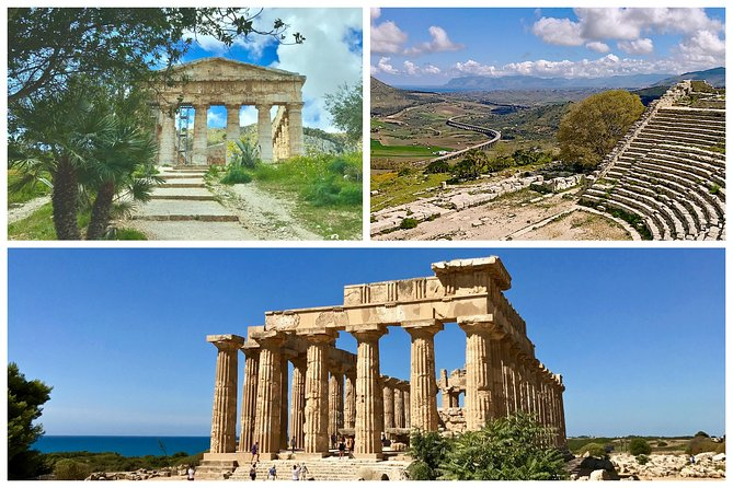 Private SELINUNTE & SEGESTA Discover Tour -with local Guide -starts from Palermo