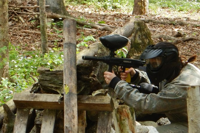 paintball for 6 persons photo 1