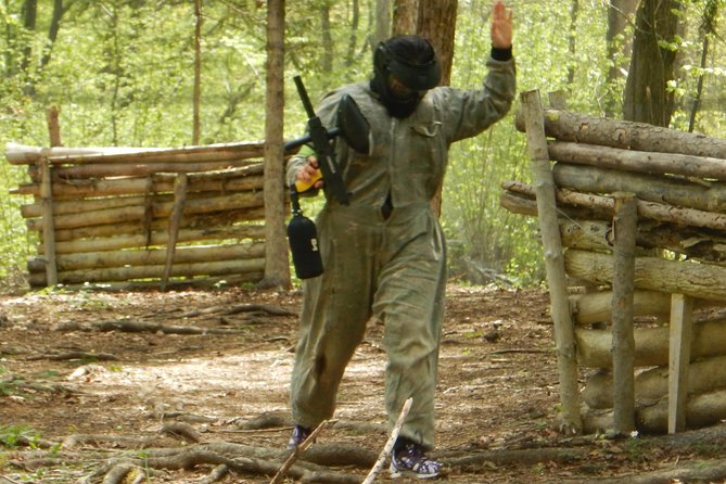 paintball for 6 persons photo 2
