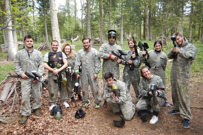 paintball for 6 persons photo 6