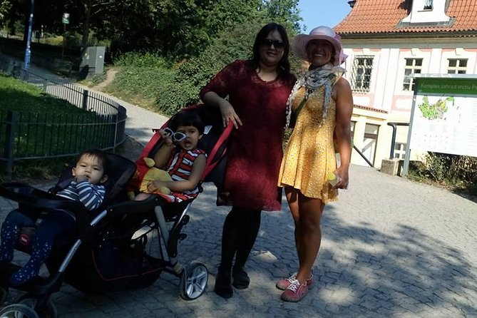 6 hours Prague Gardens and Parks Private Tour by car